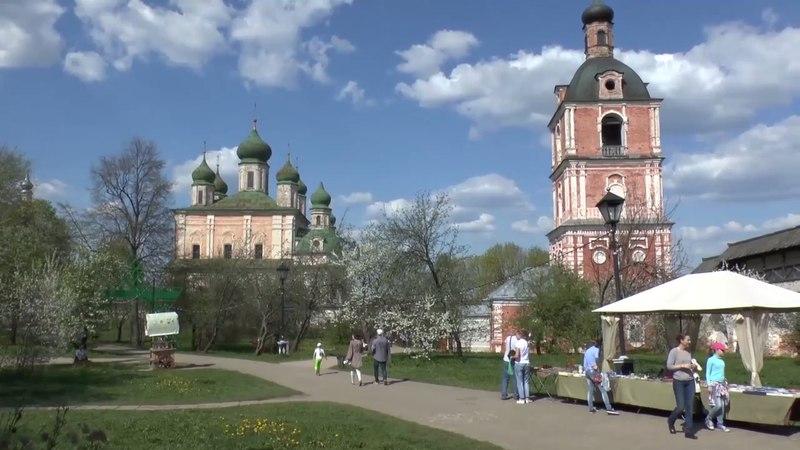Старинный русский город Переславль-Залесский.