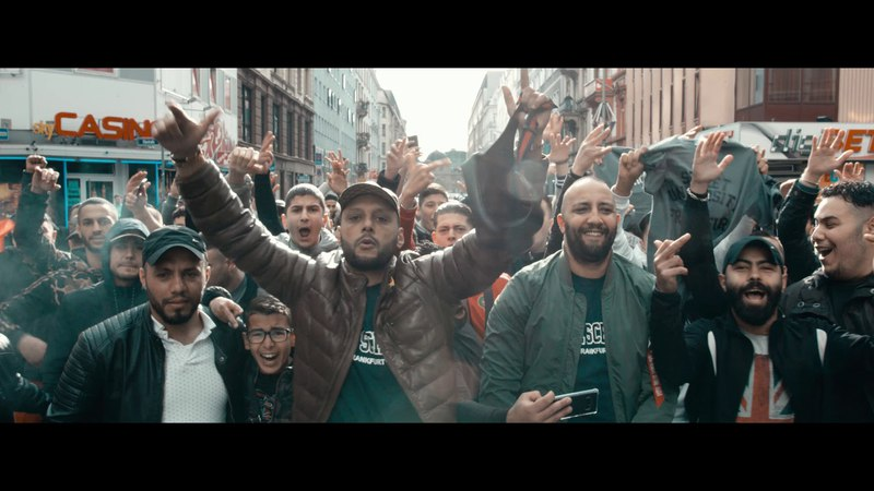 Dú Maroc feat. Hanybal - Alte Schule Frankfurt [ official Video ]