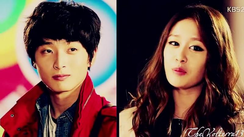 Dream High 2 - JB_Rian_YooJin - One more night