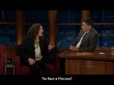 Weird Al Yankovic on Craig Ferguson Late Late Show (2012) (RUS SUB)