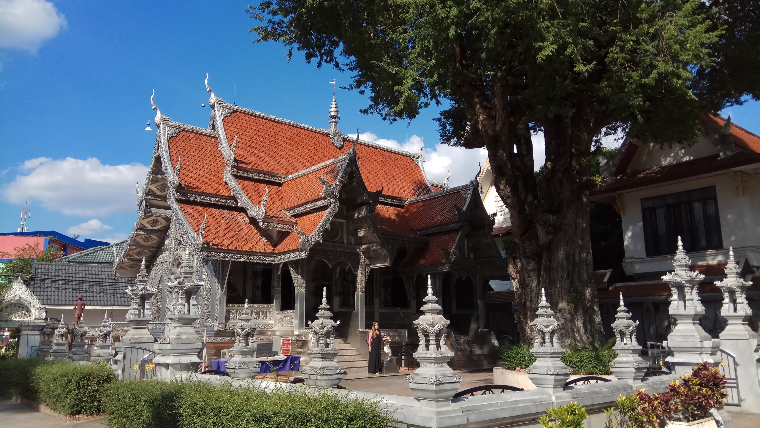Чианг Май, Серебряный храм