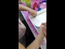 Катя рисует ЭБРУ