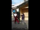 танцы с дедом морозом в Краснодаре