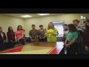 Молодёжь Черемхово посетила индустриальный технопарк Усолье-Промтех