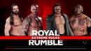 WWE 2K18 Drew Mcintyre vs Randy Orton vs Johnny Mundo vs Umaga Fatal 4 way extreme rules match