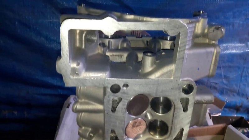 Ремонт двигателя. Переделка змз 405 в 409