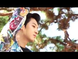 [VIDEO] 180510 Chanyeol @ Trends Health Weibo Update