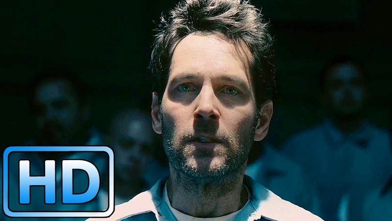 Скотт Лэнг выходит из тюрьмы / Человек-муравей (2015)