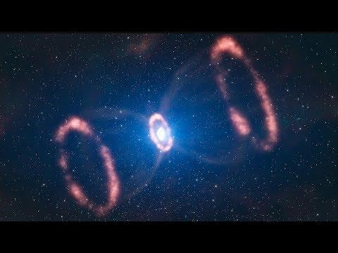 Загадки Вселенной сверхновая SN 1987A