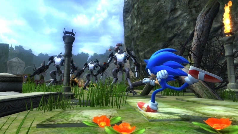 Sonic The Hedgehog 2006 PC Remake - Kingdom Valley [Demo 1] (1080p 60 FPS)