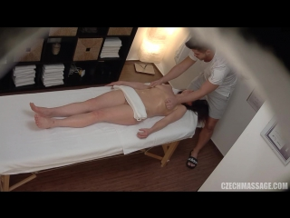 CzechMassage/CzechAV Czech Massage 380 Amateur, BJ, Hidden Camera, Oil, Massage