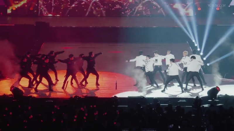 Growl - WOWOW EXO PLANET 4 The ElyXiOn in Japan