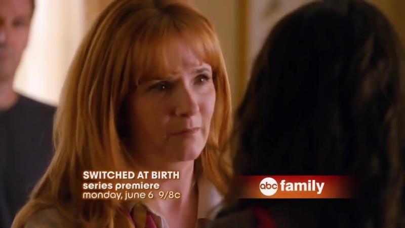 Трейлер сериала Их перепутали в роддоме Switched at Birth