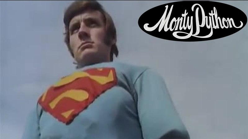 Bicycle Repairman - Monty Python's The Flying Circus