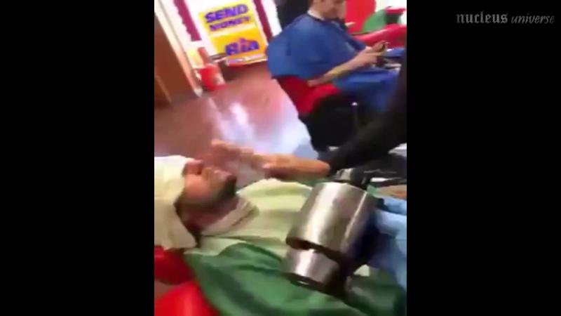 Typical barbershop / типичный барбершоп