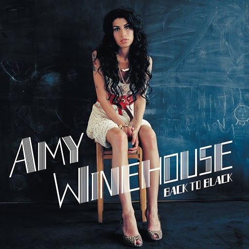 Amy Winehouse альбом Back To Black