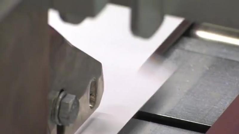 Склейка конвертов в типографии EGF (Еврографика)