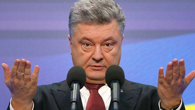Порошенко подписал новый закон насчёт ВДВ Украины