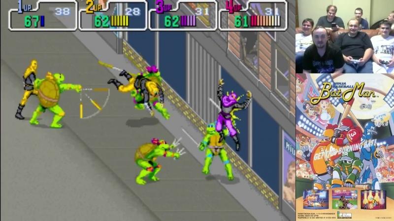 [Summer 2015] Blindsash, Lihov, Cloudvinc, Brick_Man - Teenage Mutant Ninja Turtles (Arcade) Coop