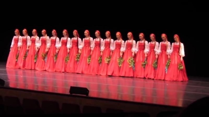 БЕРЕЗКА Как русские делают это Русский танец Березка