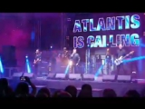 02.12.2017 Lublin, Poland. Thomas Anders Live concert. Atlantis Is Calling (S.O.S. For Love)