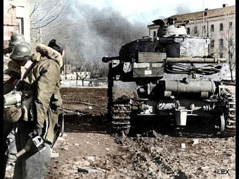 PANZER KORPS(LAH, Das Reich, Totenkopf) IN CHARKOW March 1943