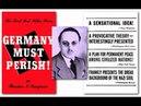 Der geplante Tod ▶ Doku ▶ Hooton Plan Die Vernichtung von Millionen Deutschen nach ´45