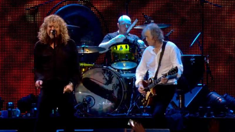 Led Zeppelin.Celebration Day.Kashmir.London Arena.2007.12.10
