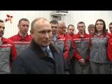Владимир Путин ответил на вопрос журналиста «КП» о реабилитации российских спортсменов