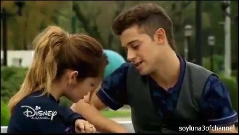 Soy Luna 3 Cap 20 Luna e Matteo se quieren besar ma llega Emilia que quiere most
