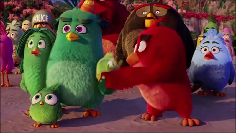 ПАРАНДАХОИ БАДКАХР 6 КИСМ (БО ЗАБОНИ ТОЧИКИ)   Angry birds in tajik