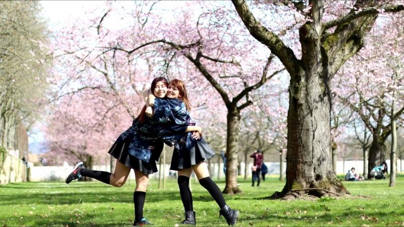 みゆxアリソン うちゅーの☆ふぁんたじー 踊ってみた sm32995896