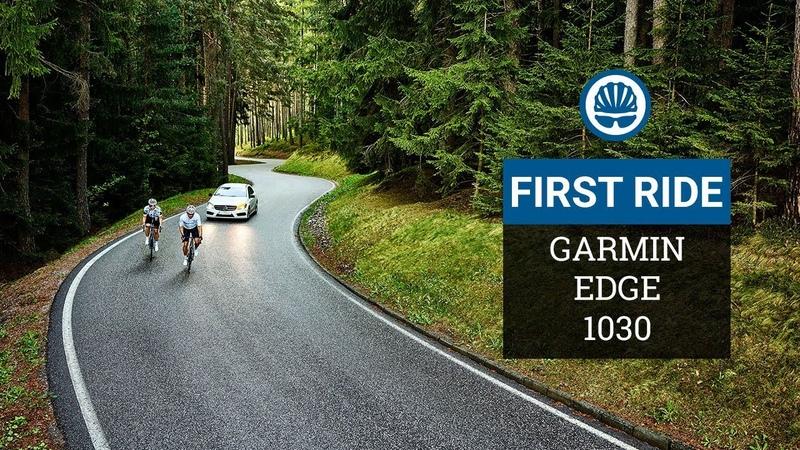 Garmin Edge 1030 First Ride Review - Full Featured Flagship Head-Unit