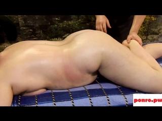 Довел толстуху до оргазма (секс, порно, массаж)