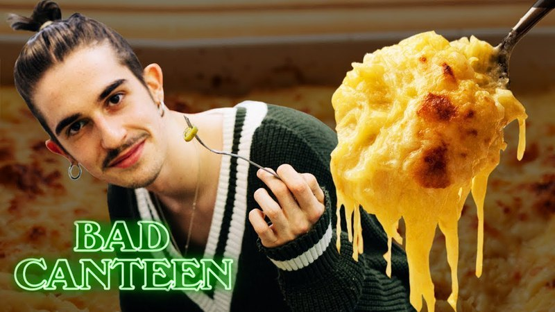 Mac Cheese COOK OFF | BAD CANTEEN - EP10 - A New Cooking Show