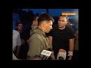 офицер рф покрывает захвативших здание полиции боевиков