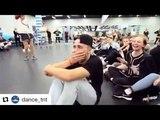 Ева Уварова - Вог (нереально танцует!)