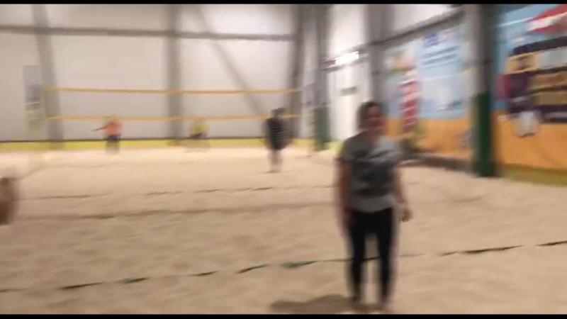Волейбол по средам с кабрио...