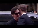Сэм и Катрина прибыли на церемонию BAFTA TV