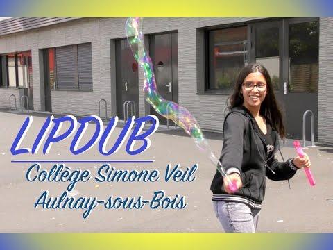 Happy LIPDUB Collège Simone Veil