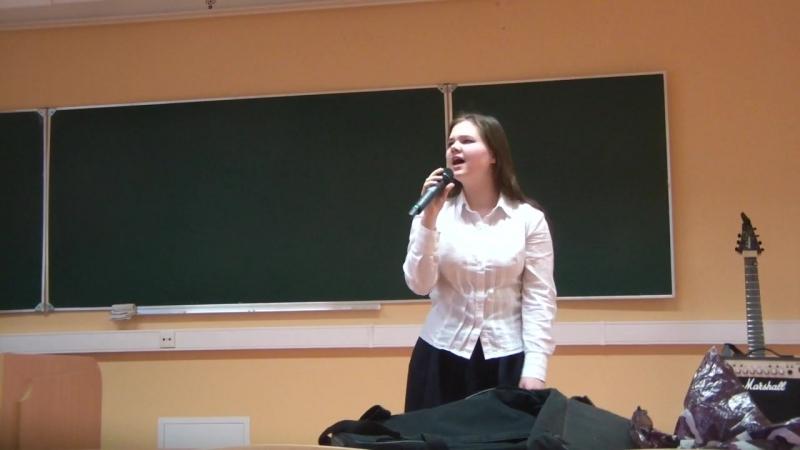 Анастасия Митрофанова - Strange Birds (музсалон ФИЯР 26.04.18)