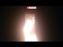 Пожар на заводе в Химках