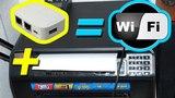 NEXX WT3020 КАК ИЗ ПРИНТЕРА С USB СДЕЛАТЬ СЕТЕВОЙ С WIFI, ОБЗОР + ПРОШИВКА PADAVAN