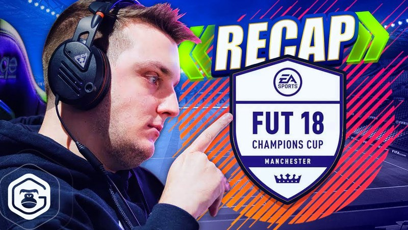 FUT CHAMPIONS CUP 2 MANCHESTER RECAP | WHAT WAS I DOING!?