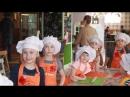 Мастер класс по приготовлению пиццы в Папа Карло