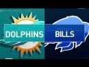 NFL 2017-2018 / Week 15 / Miami Dolphins - Buffalo Bills  / 17.12.2017 / EN