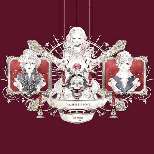 Vamps альбом Vampire's Love (Type B)