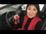 G-TIME CORPORATION 25.12.2017 г. Вручение Автомобиля Wolksvagen Polo партнеру из Астаны