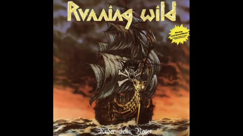 Running Wild - Under Jolly Roger (1987)