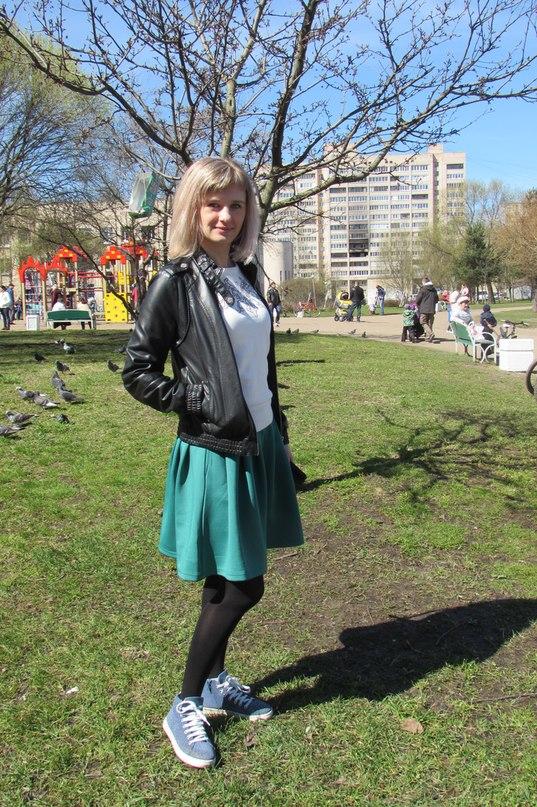Юлия Томах | Санкт-Петербург